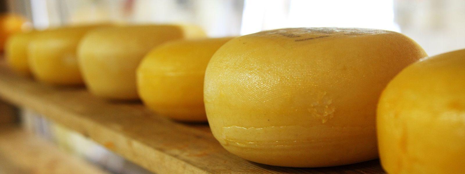 """In Frankreich ist durch die Ausgangssperre eher zufällig eine neue Käse-Kreation entstanden, die die Erfinder """"Le Confiné"""" getauft haben."""