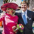 König Willem-Alexander und Königin Máxima dürfen sich auf ein umfangreiches, aber vielfältiges Programm freuen.