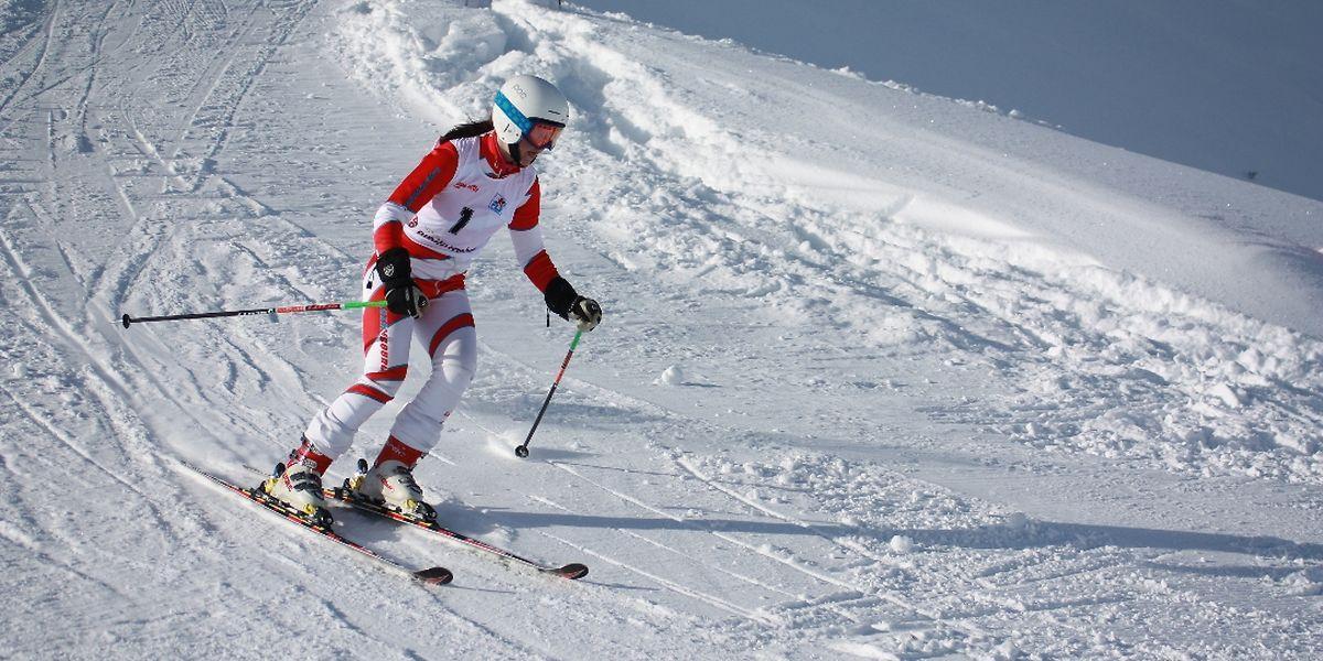 Catherine Elvinger blieb bei den Frauen ohne Konkurrenz.
