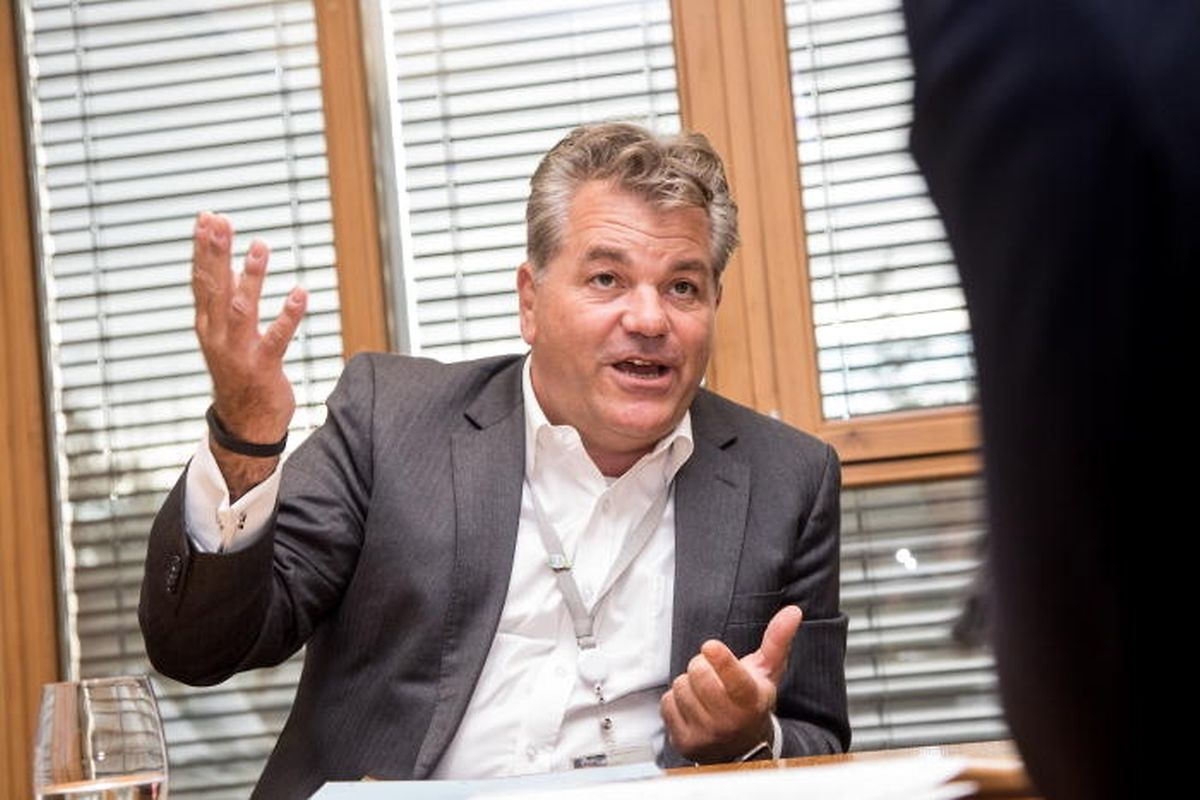 John Parkhouse, le CEO de PwC reste prudent pour 2020.