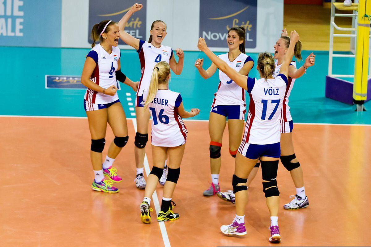 Auch die Frauen konnten gegen Liechtenstein den ersten Sieg einfahren.