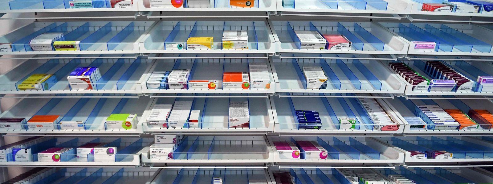 La division santé du groupe affiche un chiffre d'affaires en hausse de 13,5% en trois mois.