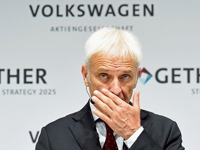 Volkswagen-Chef Matthias Müller kündigte eine Reform des Vergütungssystems an.