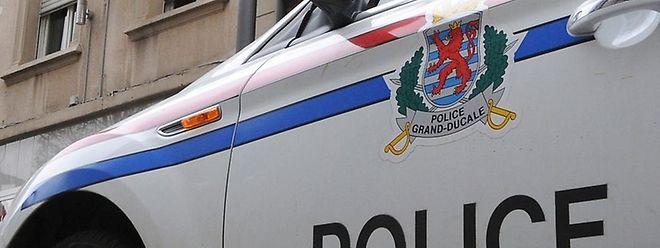 Der Polizei aus Echternach gelang es gerade noch rechtzeitig, mit dem Feuerlöscher einzugreifen.