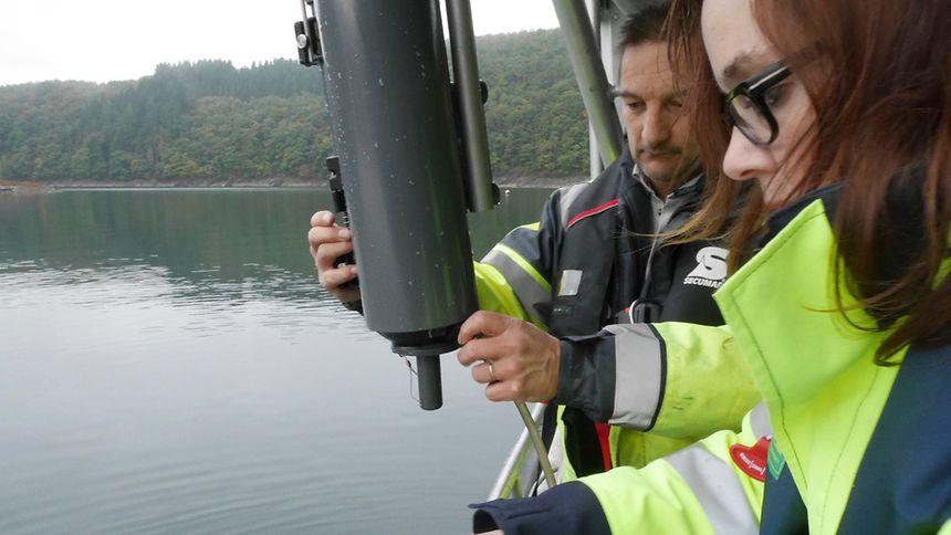 Les contrôles ont montré qu'il possible de reprendre les activités nautiques dans le lac.