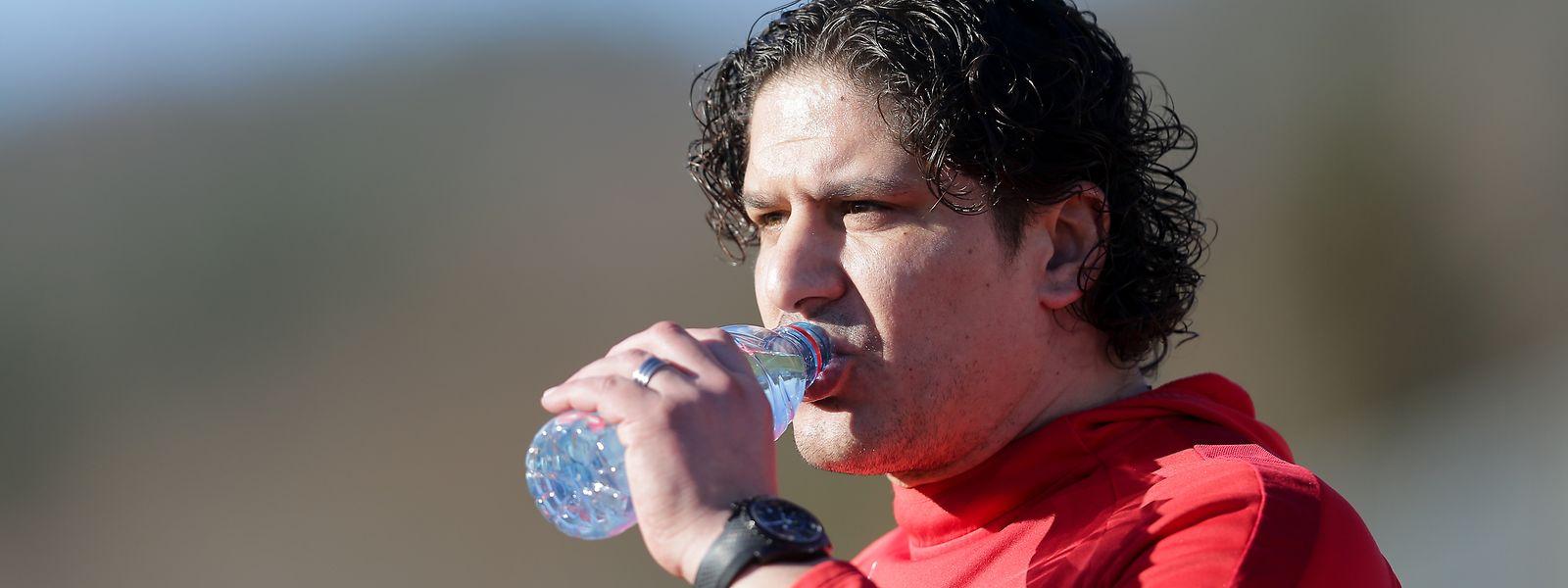 """Pedro Resende: """"Es wird ein schweres Spiel für mich."""""""