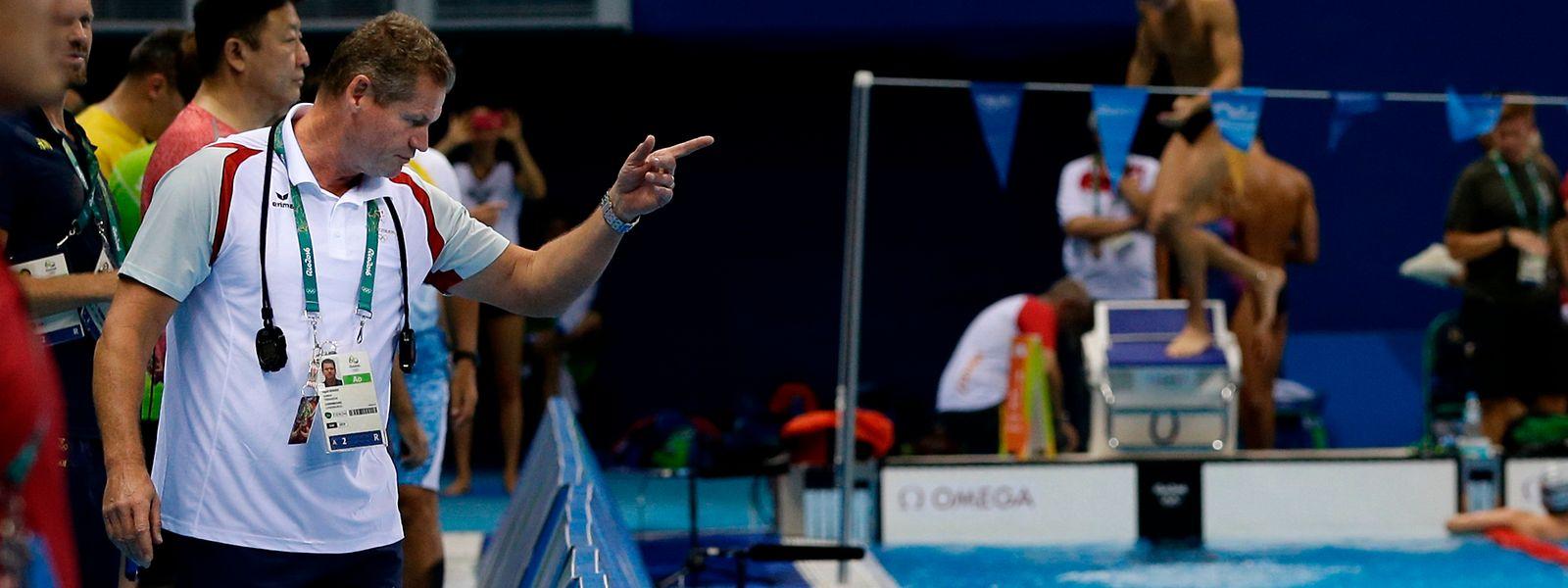 Der scheidende Nationaltrainer Ingolf Bender kann seine Entlassung nicht nachvollziehen.