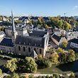 12.10. Abbaye de Neumuenster  /  Luxemburg /  Stadt Luxemburg / Grund Foto.Guy Jallay