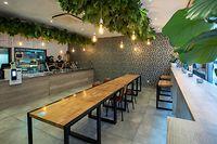 Wi , Restaurant Simbiosa , rue Bourbon , eröffnen in Coronazeiten , Foto:Guy Jallay/Luxemburger Wort
