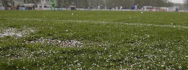 Les flocons ont laissé la place au soleil. La majorité des matches se jouera ce dimanche.