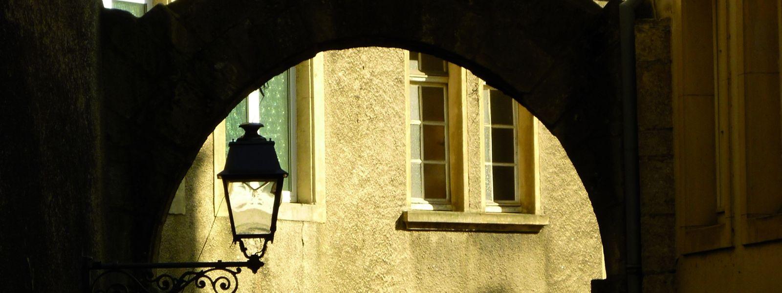 Die Altstadt Luxemburg ist Unesco-Welterbe und deshalb geschützt.