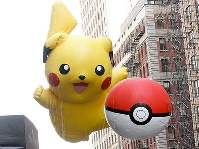 Es gibt kein Halten mehr: PokemonGo ist überall.