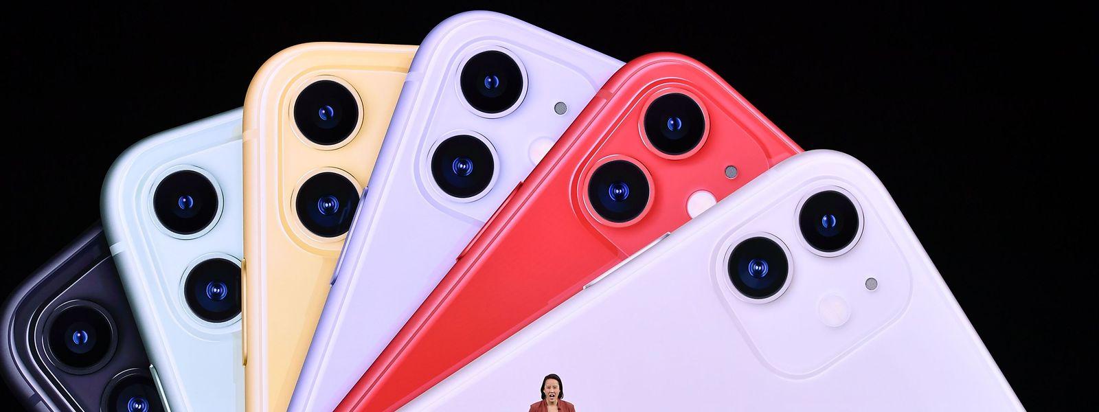 Le nouvel iPhone disposera de trois objectifs différents.