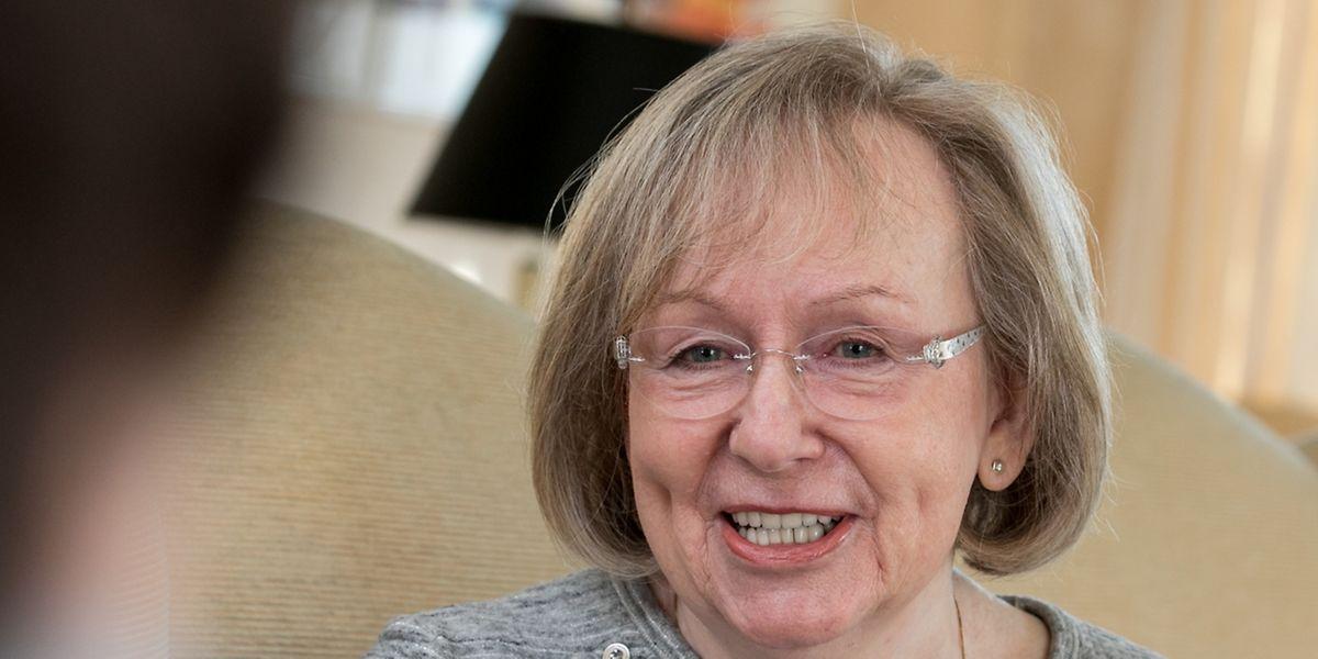 Irène Montalto-Kaiser ging im Ruhestand eine neue Herausforderung an.
