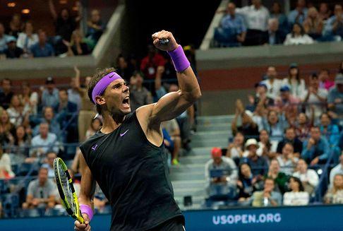 Nadal holt den Titel nach Fünfsatzkrimi