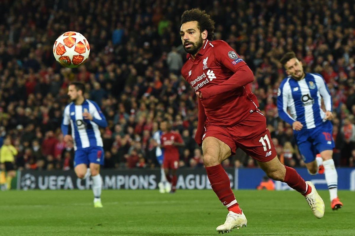 Mohamed Salah est revenu en grande forme, une mauvaise nouvelle pour les Dragons?