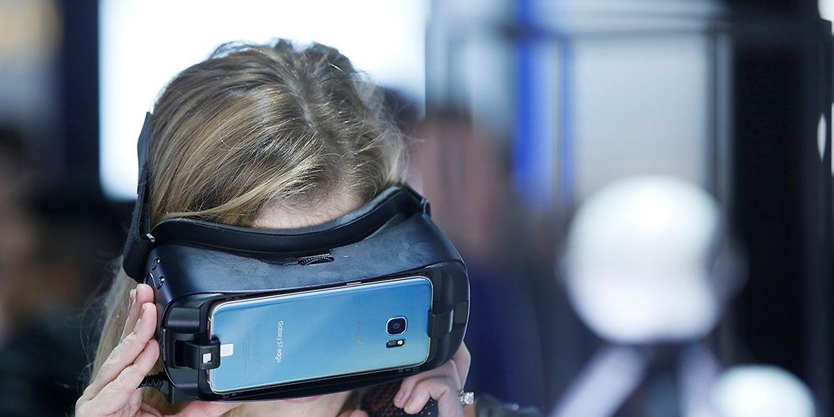 Zwei Unternehmen, die auf virtuelle Realität spezialisiert sind, werden Luxemburg in Las Vegas vertreten.