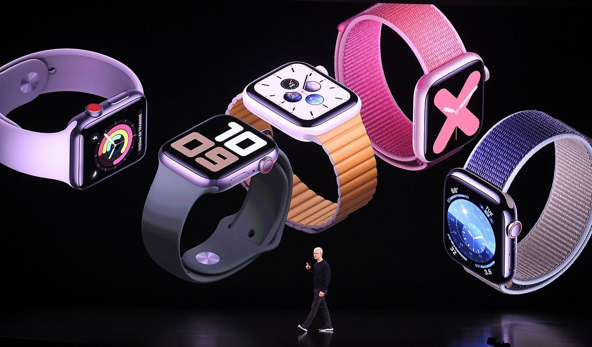 La nouvelle Apple Watch proposera des options liées à la santé des utilisateurs.