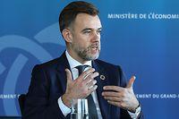 Wirtschaftsminister Franz Fayot befindet sich derzeit in Quarantäne.