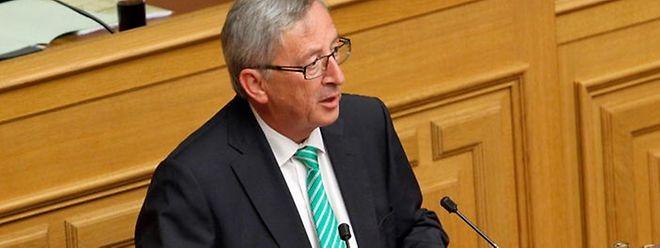 Oppositionschef Jean-Claude Juncker stellt große Einigkeit in den Sachfragen fest, kritisiert aber nach wie vor das Zustandekommen der neuen Koalition.