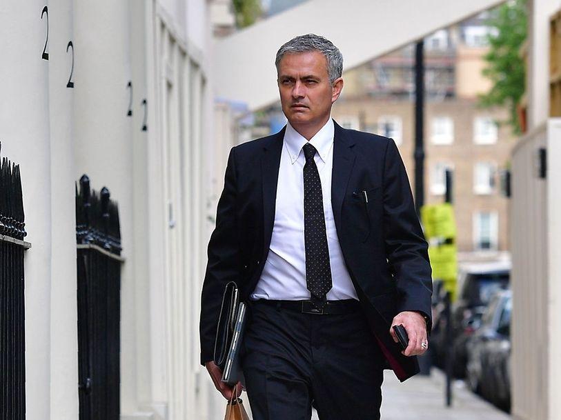 Jose Mourinho revient aux affaires