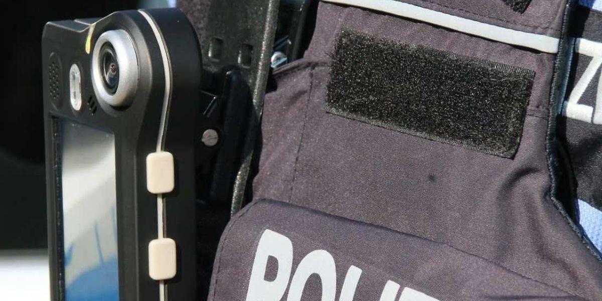 In Deutschland sind die Bodycams bereits im Einsatz. In Luxemburg müssen sie erst noch bestellt werden.