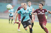 Dominik Stolz (F91 10) / Fussball, Saison 2018-2019, Europa League, Play-Off, F91 - Cluj / 23.08.2018 / Stade Josy Barthel, Luxemburg / Foto: Christian Kemp