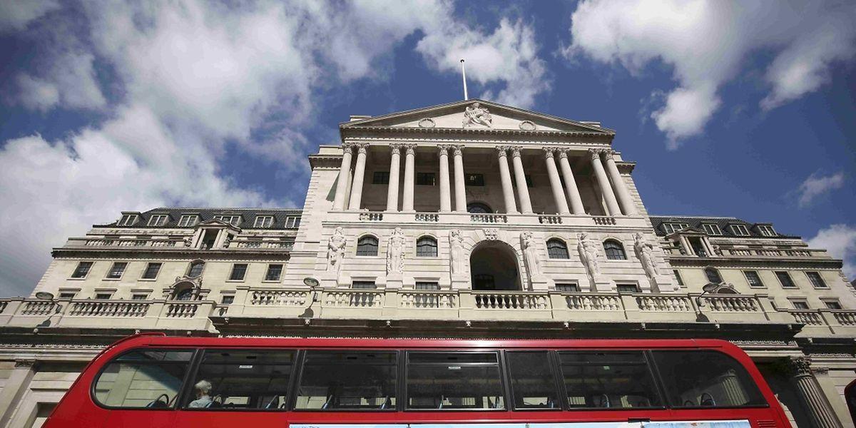 Die britische Notenbank sieht sich zum Handeln gezwungen.
