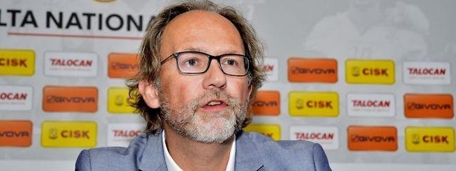 Tom Saintfiet connaît tous les joueurs luxembourgeois par coeur.