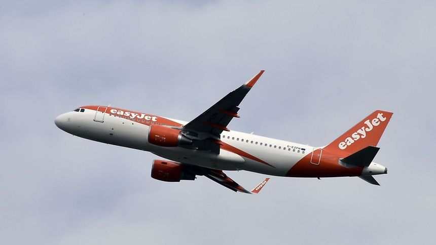 UK's easyJet sets up new airline in Austria