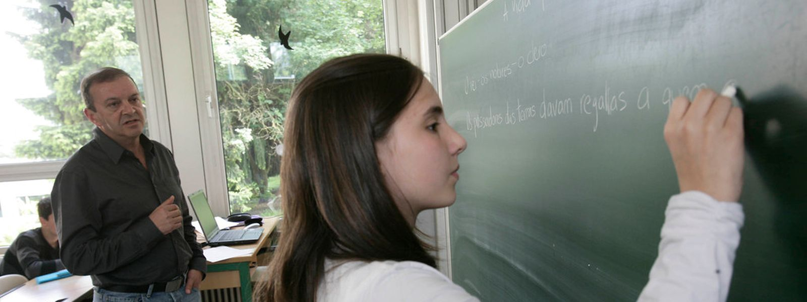 Os alunos podem ser excepcionalmente inscritos até 28 de Setembro