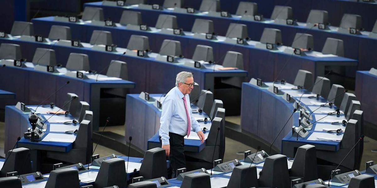 Kommissionschef Jean-Claude Juncker sucht das Gespräch mit den Europäern.