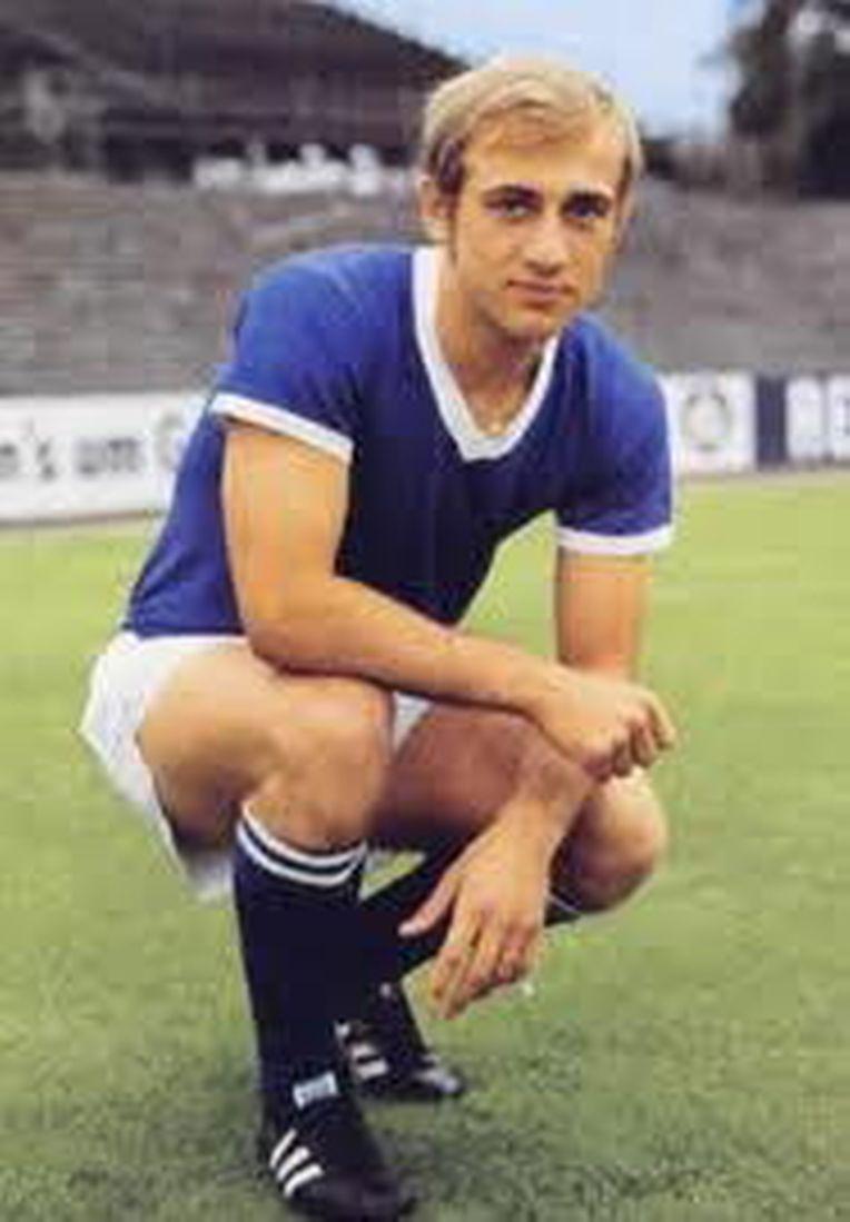 Nico Braun, Schalke 04 (1971-1973)
