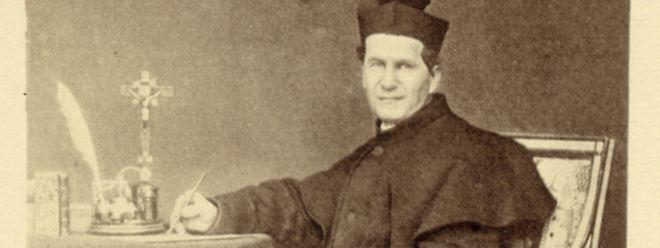 Giovanni Bosco gründete den Orden der Salesianer Don Boscos. Er ist bekannt für seine Sozialarbeit mit benachteiligten Jugendlichen.