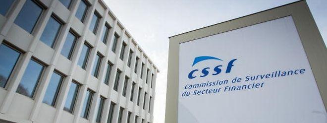 Le siège du régulateur financier luxembourgeois route d'Arlon.