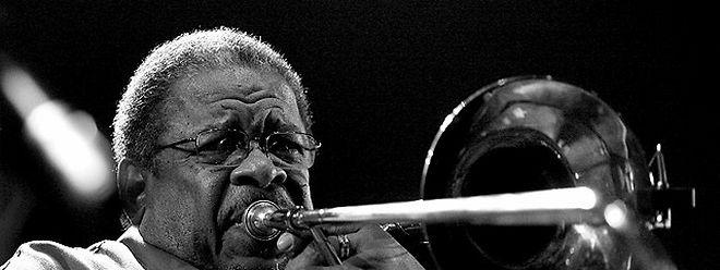 "O trombonista Fred Wesley promete agitar o festival ""Like a Jazz Machine"" em Dudelange"
