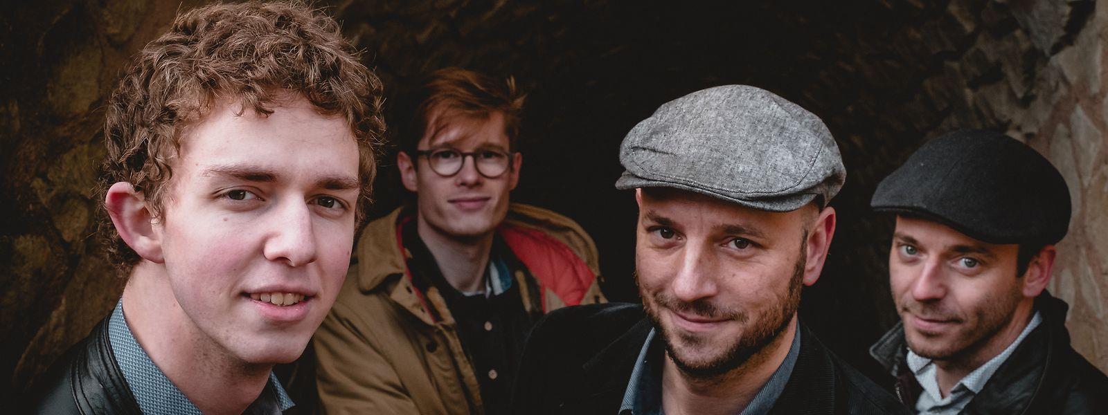 L'Arthur Possing Quartet s'installera à l'Aalt Stadhaus de Differdange, le mercredi 18 septembre.