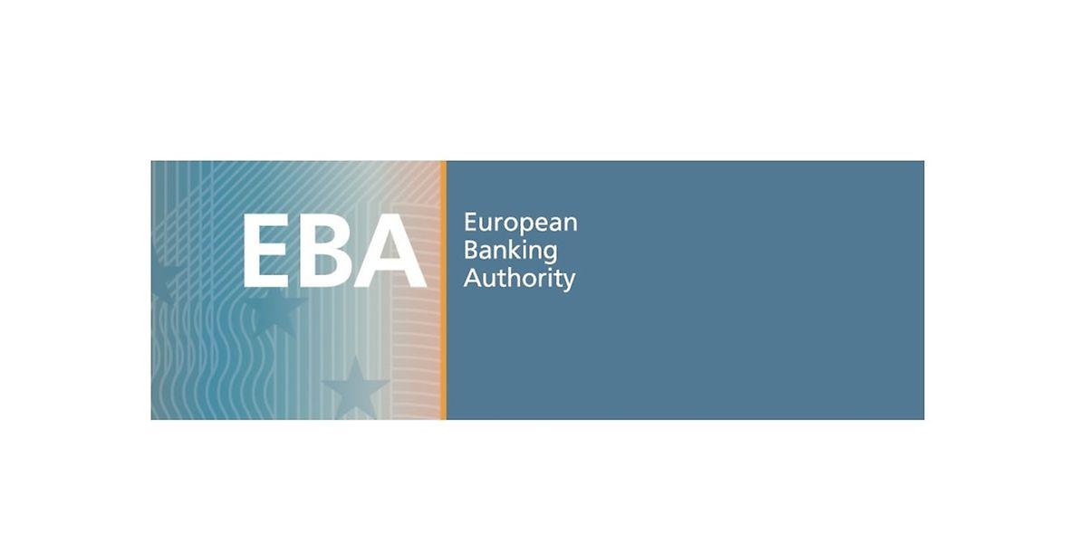 Das Logo der Europäischen Bankenaufsichtsbehörde EBA