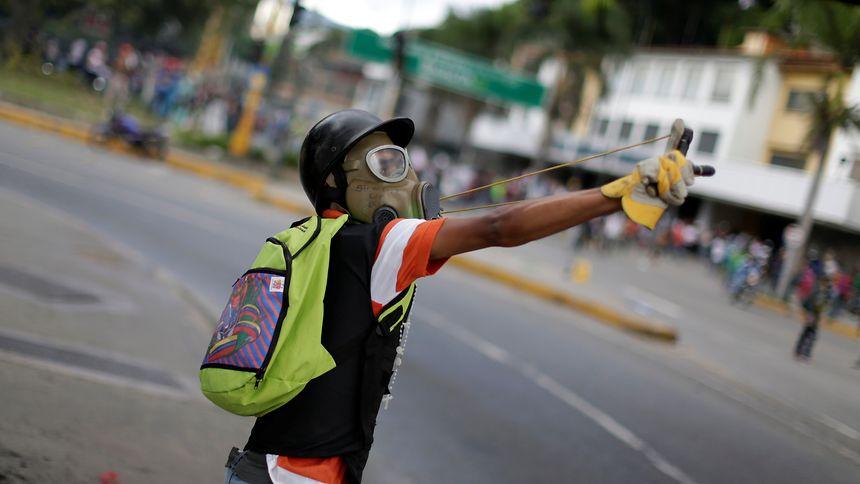 Neue Protestwelle in Venezuela gegen Präsident Nicolás Maduro