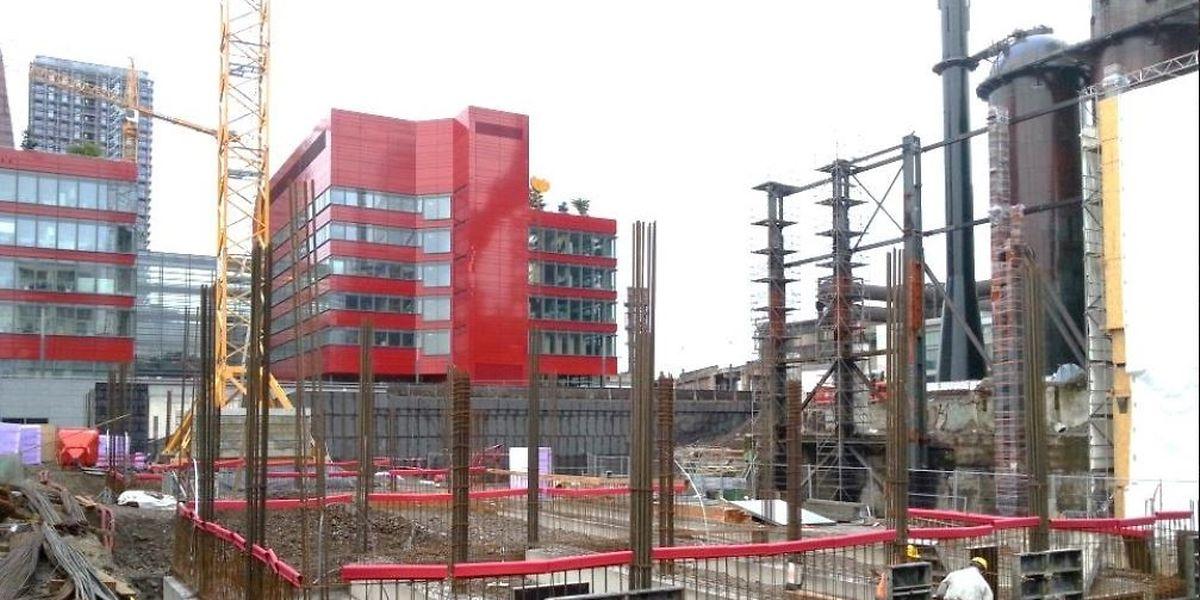Das Bauunternehmen aus Esch/Alzette war spezialisiert auf Einfamilien- und Mehrfamilienhäuser.
