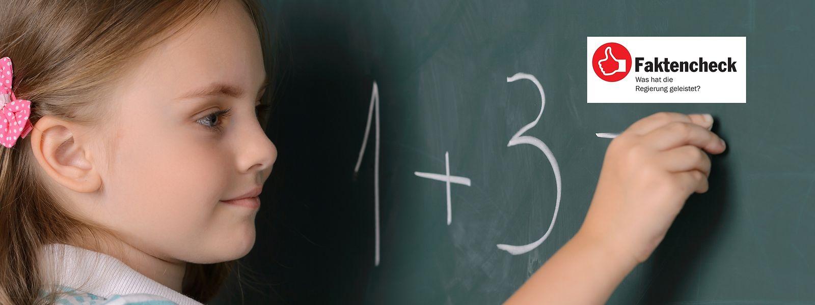 Im Bildungswesen wurden in den vergangenen fünf Jahren viele Reformen umgesetzt. Was sie bringen werden, ist noch unklar.
