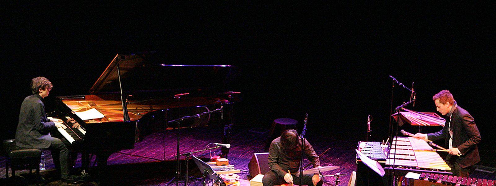 Das Khalifé-Schumacher-Tristano-Trio.