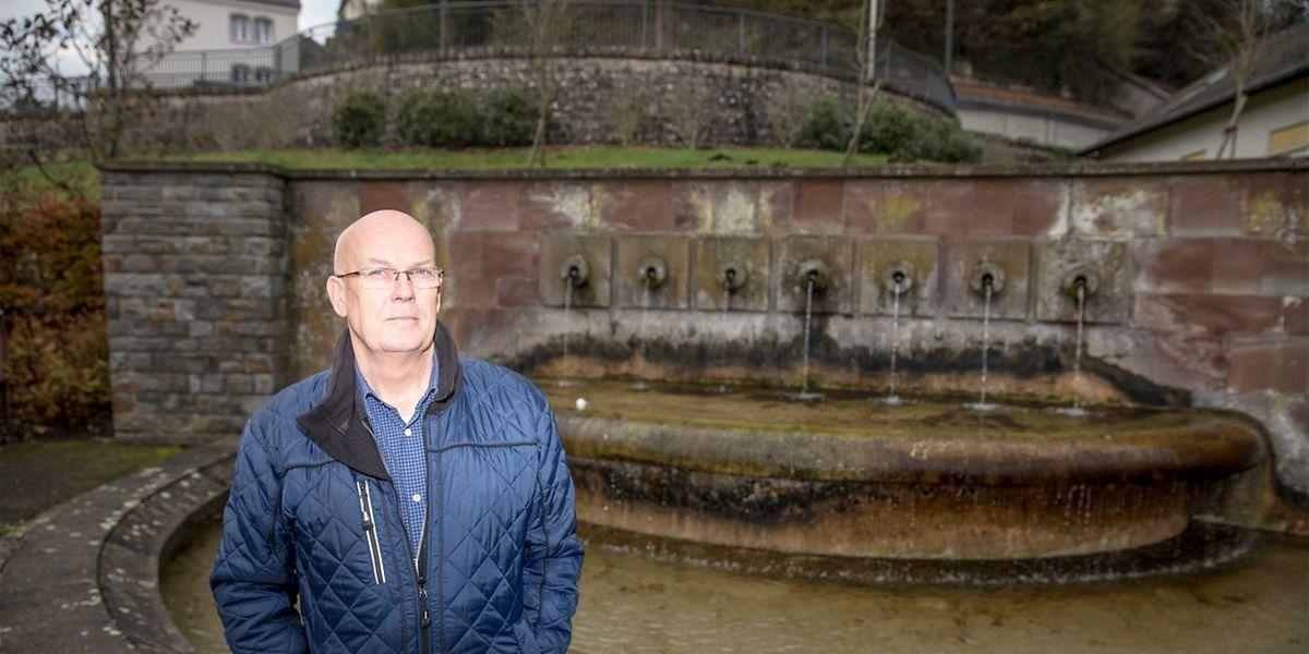 Schon der Vater von Yves Ewen war Bürgermeister in Simmern. Er selbst ist der letzte.