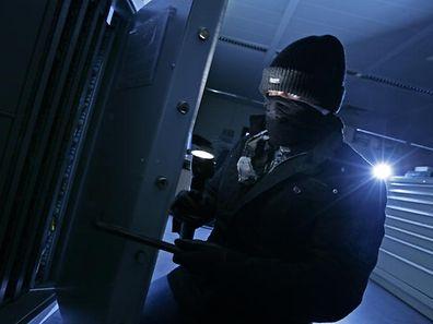 In der Nacht auf Dienstag wurde in ein Lokal in Aspelt eingebrochen.