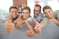 La réussite d?une colocation réside en général en la mise en place d?un règlement intérieur accepté par tous. Celui-ci fixe les modalités de la vie du groupe, les droits et devoirs de chacun. (Photo: Shutterstock)