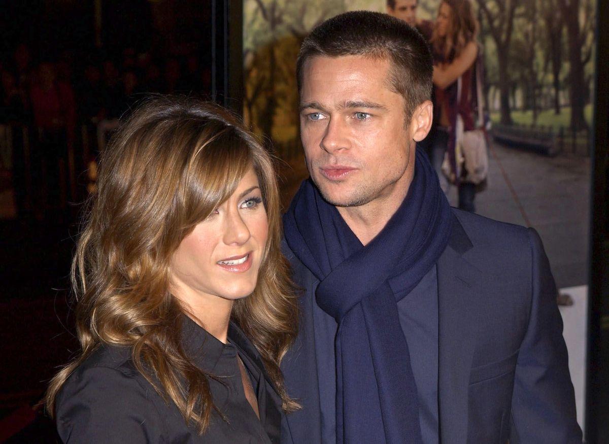 Jennifer Aniston war von 2000 bis 2005 mit Brad Pitt (Aufnahme aus dem Jahr 2004) verheiratet. Er wurde am Wochenende auf dem Weg zu ihrer Geburtstagsparty gesichtet.