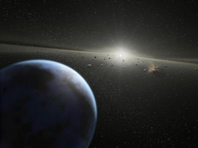 The 2014-JO25 it is the largest asteroid to travel this close to Earth since 2014