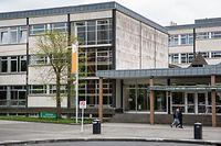 LTC Lycée Technique du Centre. Foto Lex Kleren