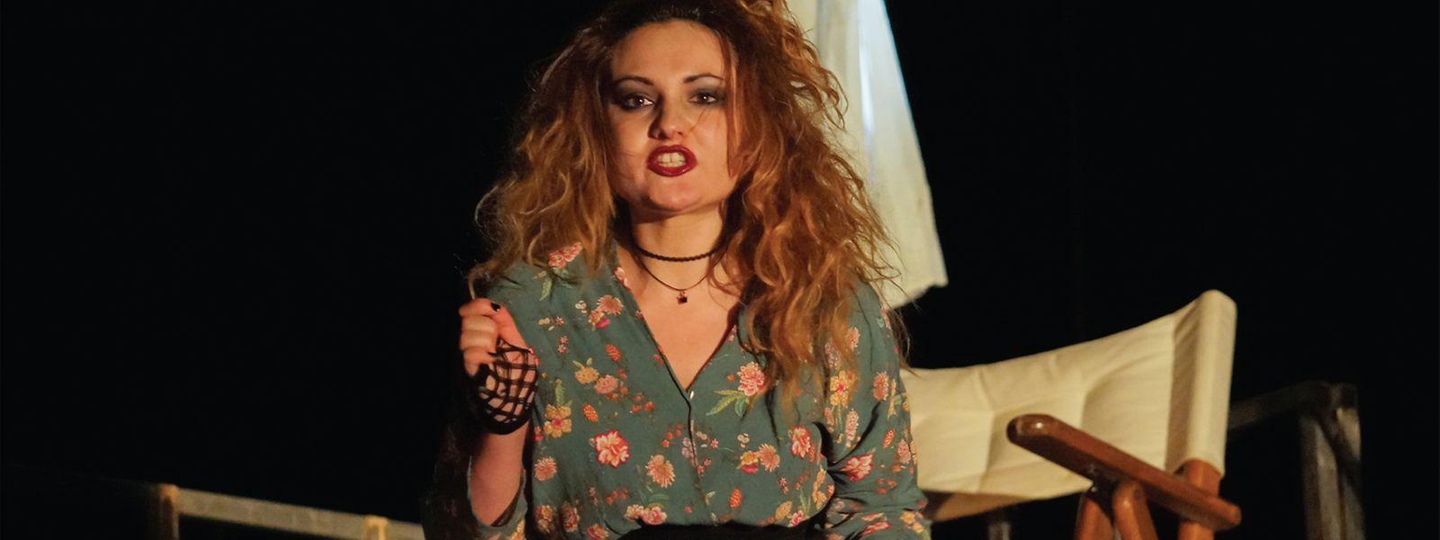 """Die Oper """"Love and Jealousy"""" mit Sopranistin Nelly Necheva erzählt im TNL von tragischer Liebe."""