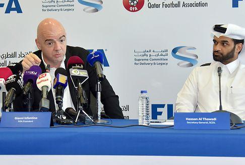Organisationschef der Fußball-WM: \